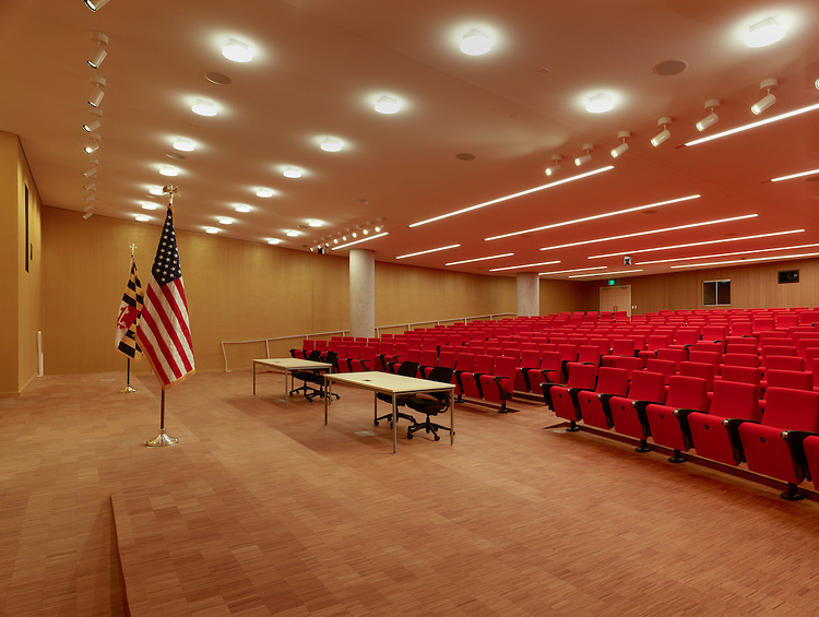 UB Moot Courtroom