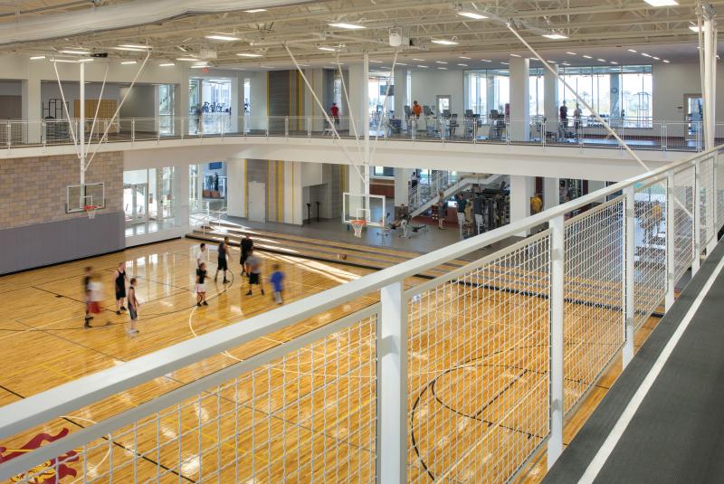 ASU Student Rec Center