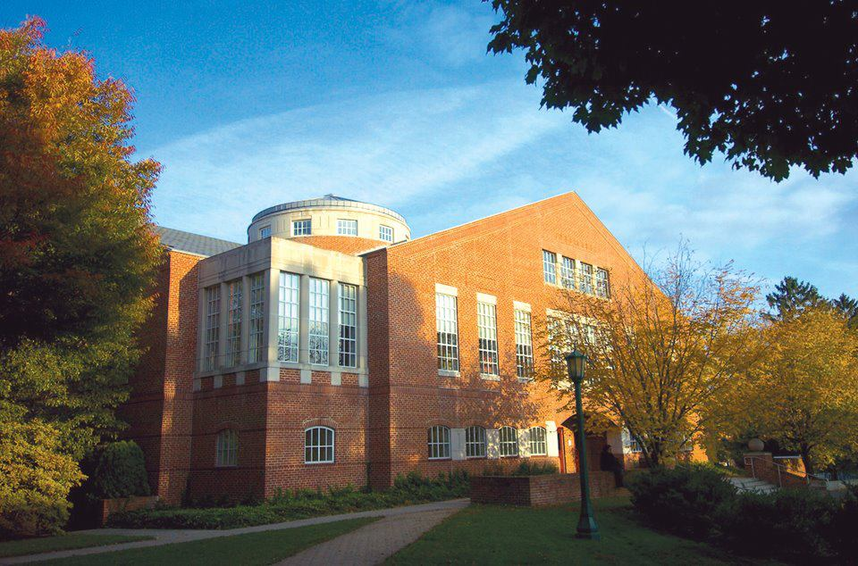 McDaniel College - Hoover Library