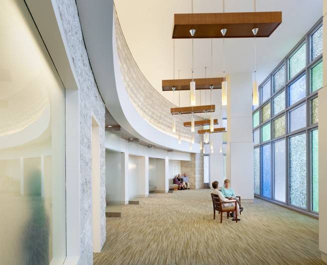Mercy Medical - Mary Catherine Bunting Building