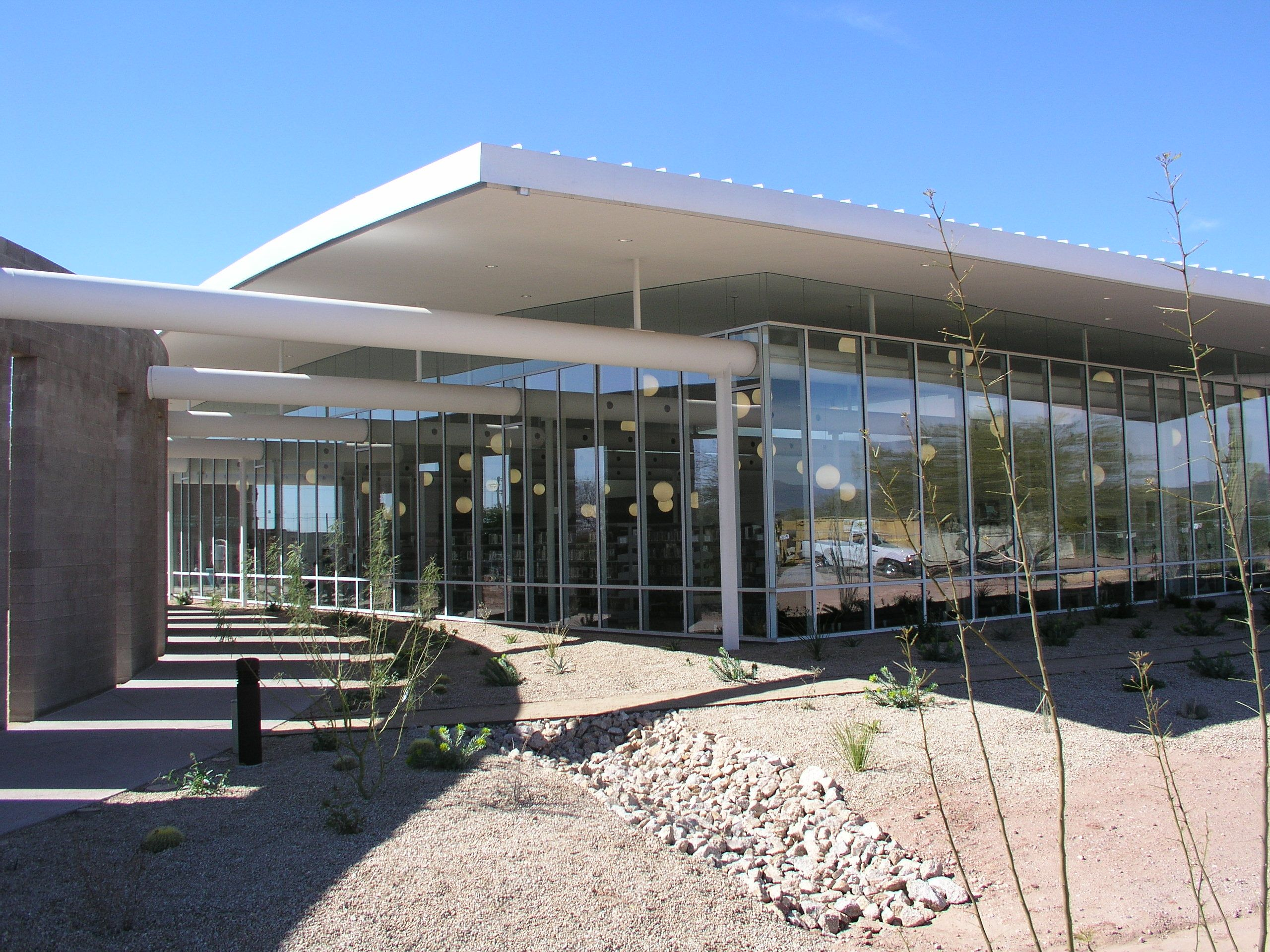 City of Apache Junction Library