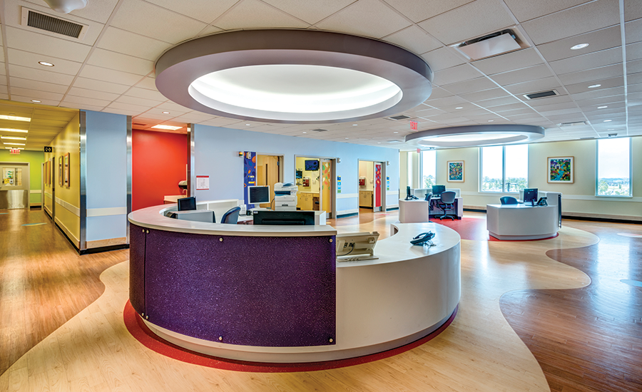 Cincinnati Children's Hospital - Proton Therapy