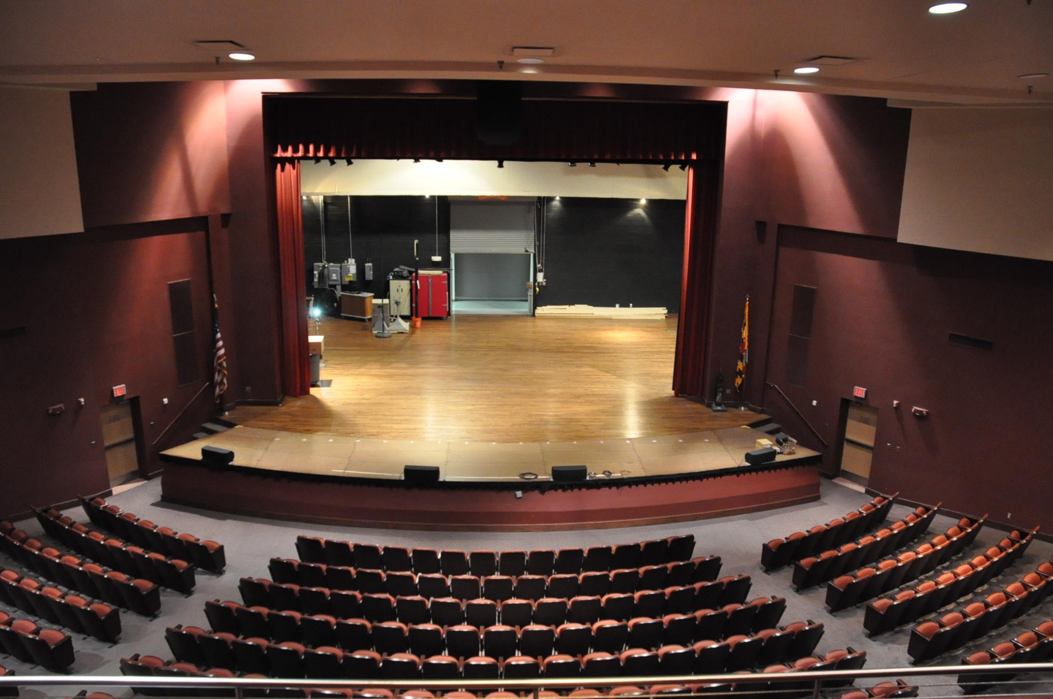 Todd Performing Arts Center