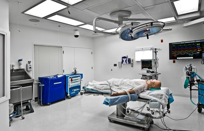 Johns Hopkins - Simulation Center