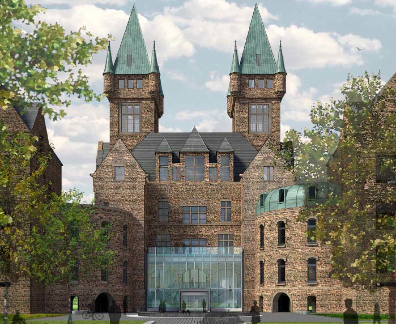 Richardson Olmsted Complex