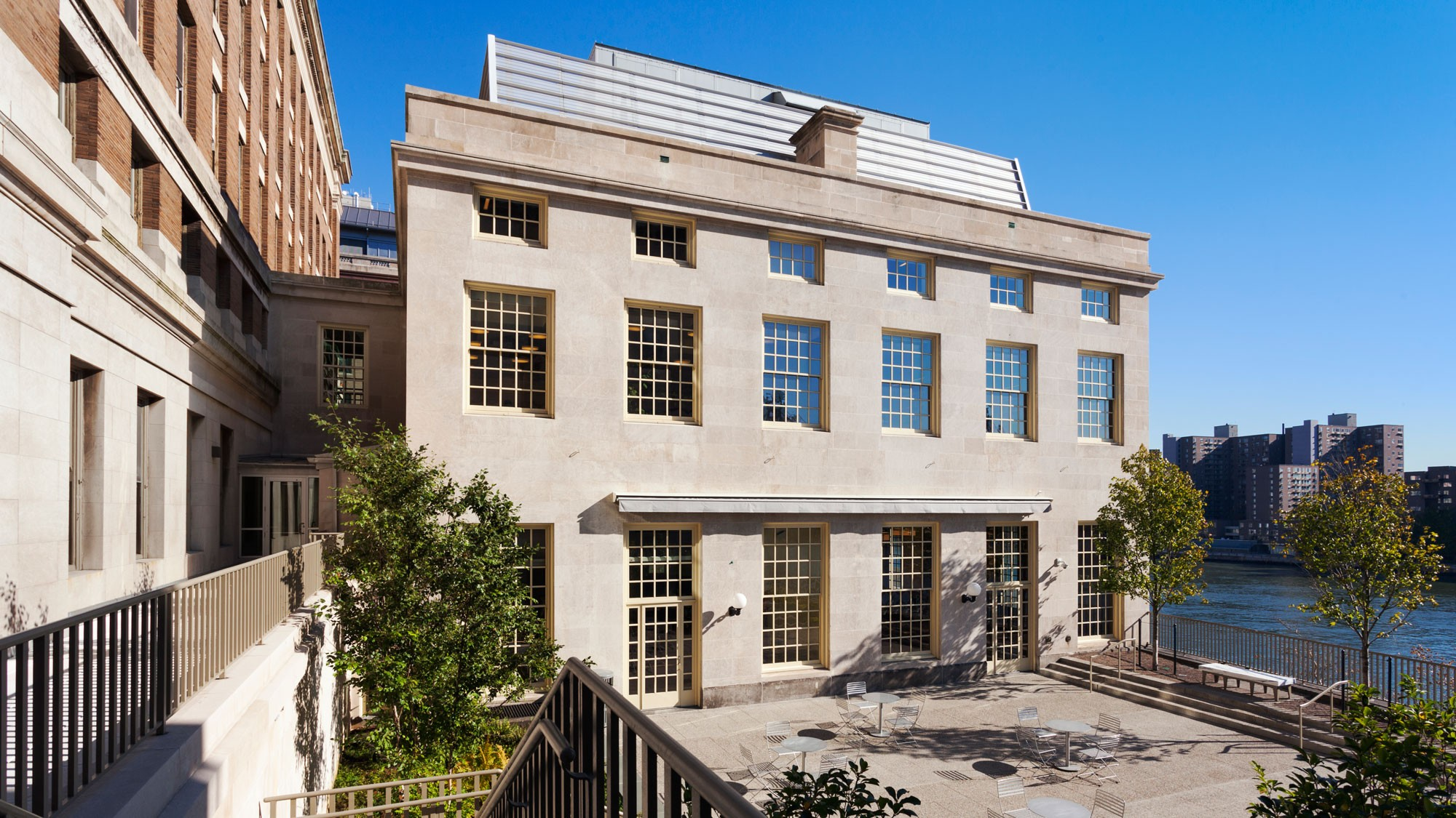 Rockefeller University - Welch Library