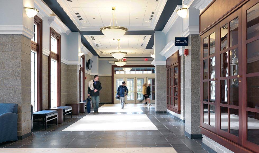 University of Mary Washington -  Convocation Center