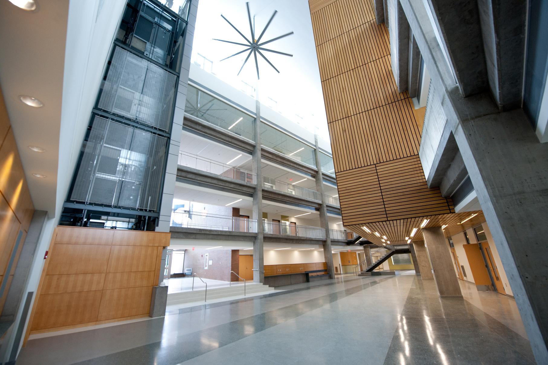 Montgomery College - Science Center