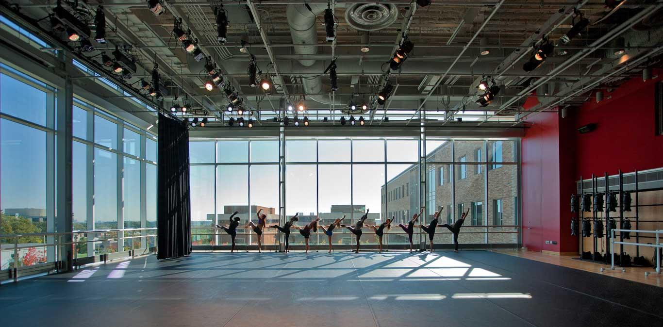 UMBC - Performing Arts