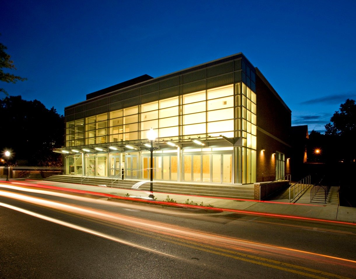 Virginia Tech - Henderson Hall