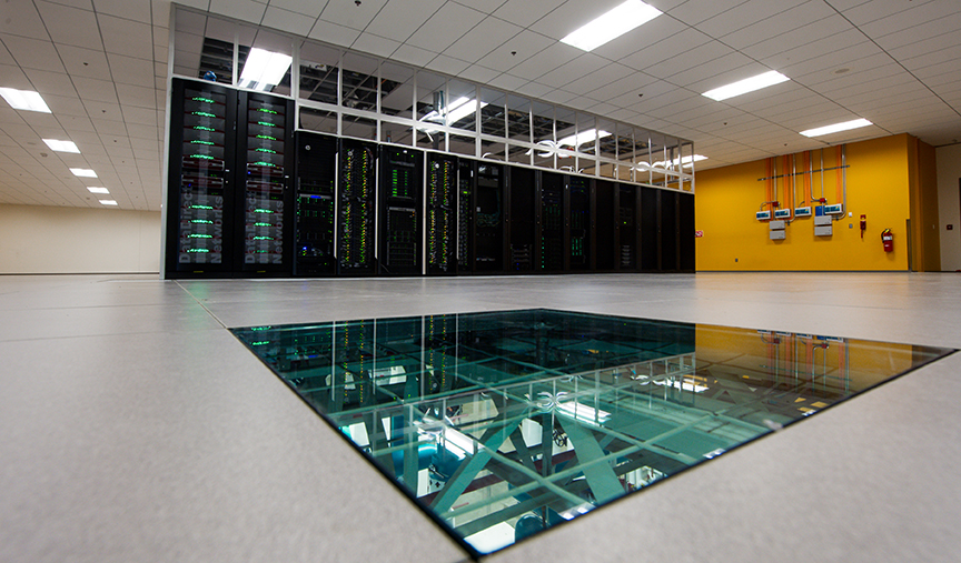 high performance computing (HPC) data center